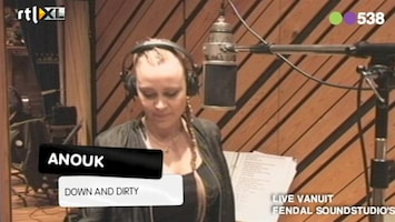 Radio 538 Anouk - Down and Dirty (Live vanuit Fendal Soundstudio's)