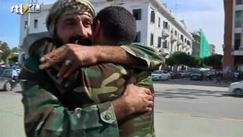 RTL Nieuws 'Libiërs onzeker over toekomst'