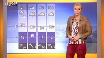RTL Nieuws Weekend wat frisser daarna weer iets beter