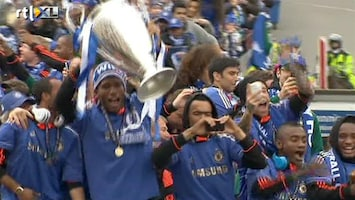 RTL Nieuws Volksfeest in Londen na winst Champions League