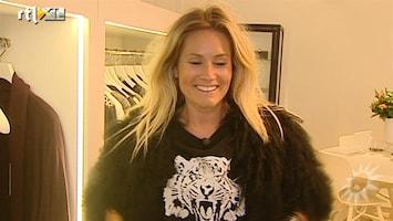 RTL Boulevard Nikkie Plessen over haar tweede collectie