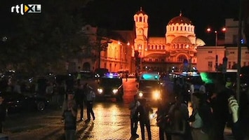 RTL Nieuws Arrestaties bij anti-Roma betogingen
