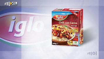 RTL Nieuws Iglo roept chili terug om paardenvlees