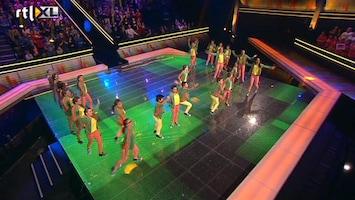 Everybody Dance Now The Pack 'top' volgens Jan