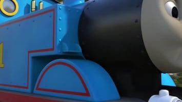 Thomas De Stoomlocomotief De grote kleine-treinenshow