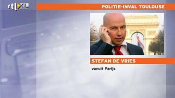 RTL Nieuws 'Schutter Toulouse is 24-jarige ex-militair'