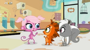 Littlest Pet Shop Dichte deur