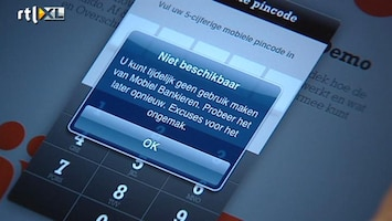 RTL Nieuws Storing ING zorgt voor veel problemen