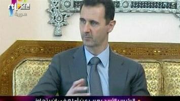 RTL Nieuws Syrië valt bevolking hard aan