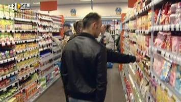 RTL Z Nieuws Consument merkt nog niet veel van stijgende grondstofprijzen in super