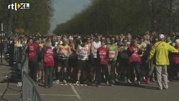 RTL Nieuws Extra beveiliging marathon Londen