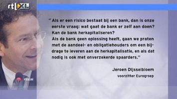 Editie NL Ophef over uitspraken Jeroen Dijsselbloem
