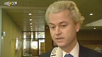 RTL Nieuws Wilders: hypotheekrente geen breekpunt