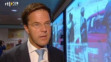 RTL Nieuws Rutte: 'Kunduz-aanpak slaat aan'
