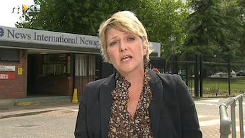 """RTL Nieuws """"Schandaal een probleem voor Cameron"""""""
