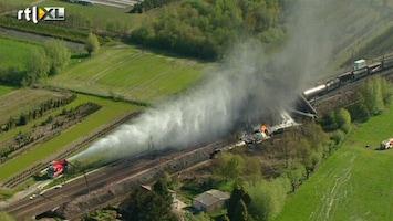 RTL Nieuws Dordrecht wil geen giftreinen meer door de stad
