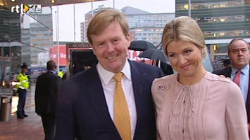 RTL Nieuws Kroonprins: Grote eer om mijn moeder op te volgen
