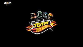 Team Hot Wheels - Team Hot Wheels The Wall Rider /6