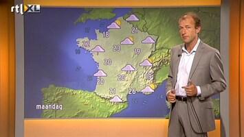 RTL Nieuws Wisselvallig weer in Duitsland en Frankrijk