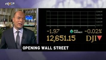 Rtl Z Opening Wall Street - Afl. 137