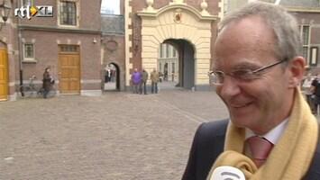 RTL Nieuws Ministers zien gulden niet zitten