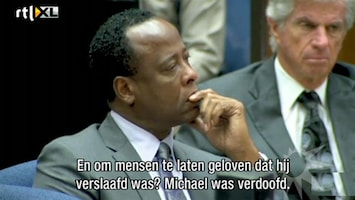 RTL Boulevard Jermaine Jackson over Conrad Murray