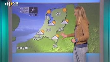 RTL Weer Buienradar Update 05 juli 2013 16:00 uur