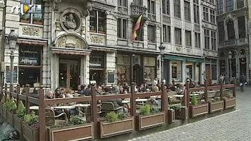RTL Nieuws Grote krimp Belgische economie