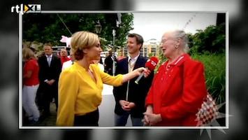 RTL Boulevard Enthousiaste Deense Royals