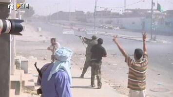 RTL Nieuws Chaotische situatie in Libië