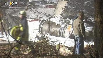 RTL Nieuws Drie doden vliegtuigcrash Duitsland