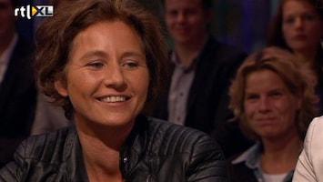 RTL Late Night De tranen van een moeder zijn overal hetzelfde