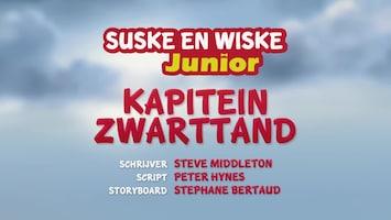Suske En Wiske Junior - Kapitein Zwarttand