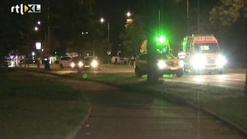 RTL Nieuws Schietpartij bij verkeersruzie, drie gewonden