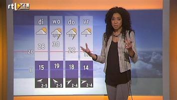 RTL Nieuws Deze week snikheet en veel onweer