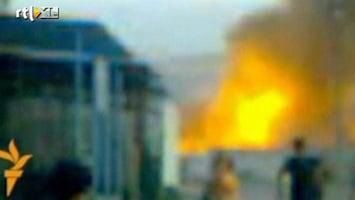 RTL Nieuws Grote explosies in Turkmenistan