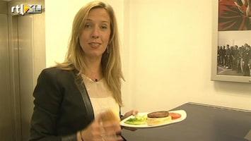 RTL Nieuws Nederlandse wereldprimeur: gekweekte hamburger