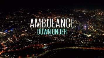 Ambulance Down Under - Afl. 1