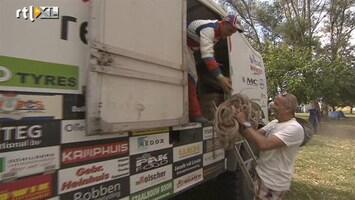 Rtl Gp: Dakar 2012 - Toms Dakar Avonturen Deel 12: De Servicetruck Van Riwald