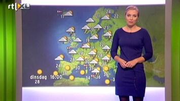RTL Nieuws 'Storing nu boven groot deel van Europa'