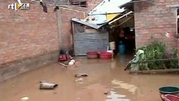 RTL Nieuws Explosieve overstromingen in Peru