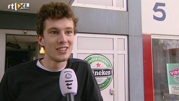 RTL Nieuws Studenten blij met huurverlaging kamers