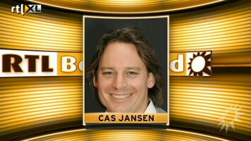 RTL Boulevard Cas Jansen weer vader: zoontje Vincent