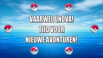 Pokémon - Vaarwel Unova!