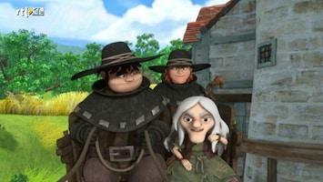 Robin Hood - Het Zwaard Der Koningen