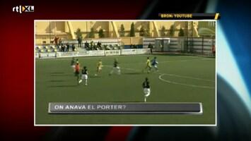 Voetbal International - Uitzending van 28-01-2011