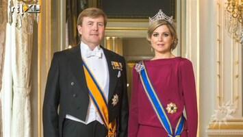 RTL Boulevard Rechtbank verwijdert portret Máxima