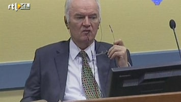RTL Nieuws Proces tegen Mladic begonnen