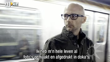RTL Boulevard Foto-expositie van Moby