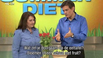 The Dr. Oz Show - Dr. Oz's Ultimate Summer Diet